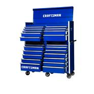 Craftsman 54-Inch 22-Drawer Vintage Tool Storage Combo  Blue at Craftsman.com