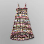 Route 66 Girl's Chiffon Dress - Aztec at Kmart.com