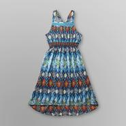 Route 66 Girl's Chiffon Dress - Tribal at Kmart.com