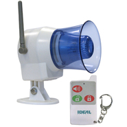Ideal Security Inc. Wireless Indoor/Outdoor Siren/Remote Control at Kmart.com