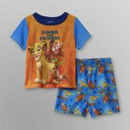 Disney Baby Lion King Toddler Boy's Pajamas -