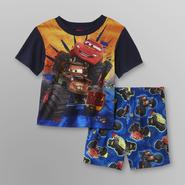 Disney Baby Cars Infant & Toddler Boy's Pajamas - Muddy Riders at Kmart.com