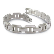 Sti by Spectore Titanium H- Link Bracelet at Sears.com