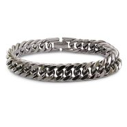 Sti by Spectore Titanium Wide Link Bracelet at Sears.com
