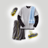 Distance Runner Outfit at mygofer.com
