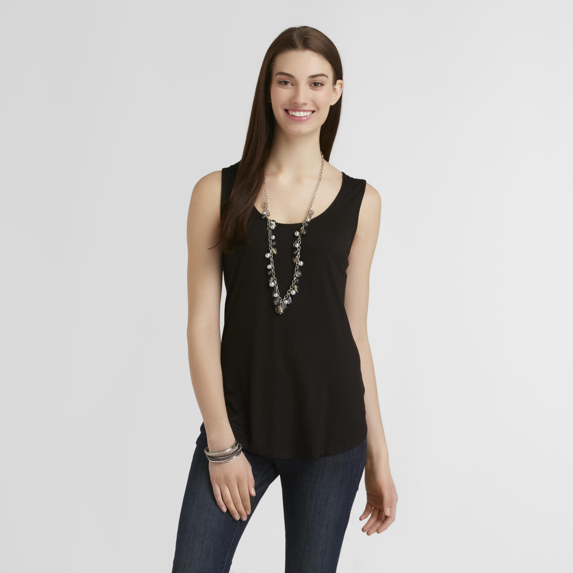 Metaphor Women's High-Low Tank Top at Sears.com