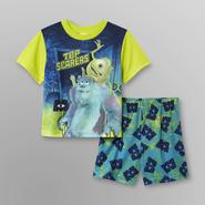 Disney Baby Toddler Boys' Monsters Inc 2 Pc Set at Kmart.com