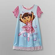 Nickelodeon Dora the Explorer Toddler Girl's Nightgown at Kmart.com