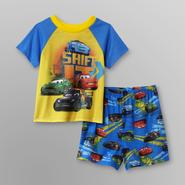 Disney Baby Cars 2 Infant & Toddler Boy's Pajamas - Shift It at Kmart.com