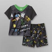Disney Baby Mickey Mouse Infant & Toddler Boy's Pajamas at Kmart.com