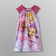 Nickelodeon Bubble Guppy Toddler Girl's Nightgown at Kmart.com