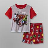 Marvel Avengers Assemble Toddler Boy's Pajamas at mygofer.com