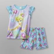 Disney Tinker Bell Girl's Shorty Pajamas at Kmart.com