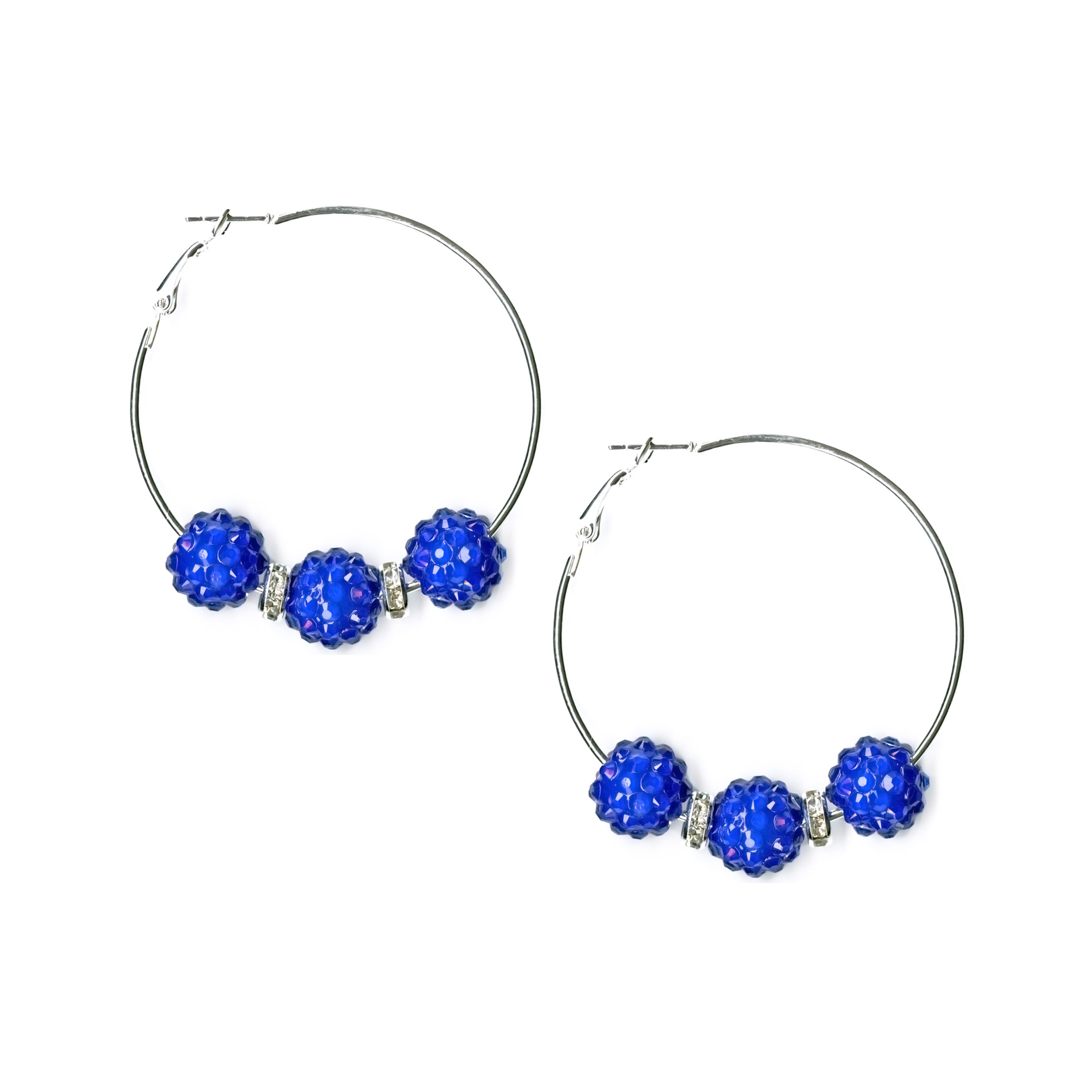 Women's Glitterati Hoop Earrings