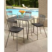 Home Styles Glen Rock Marble 5 PC Bistro Set at Kmart.com