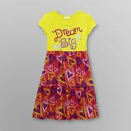Piper Girl's T-Shirt Dress - Dream Big at Kmart.com