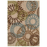 Essential Home Rotation 59x84 Area Rug at mygofer.com