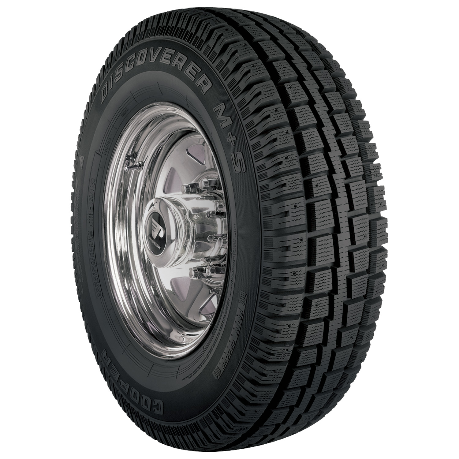 Cooper Discoverer M+S - 265/70R17 115S BW - Winter Tire 265-70-17