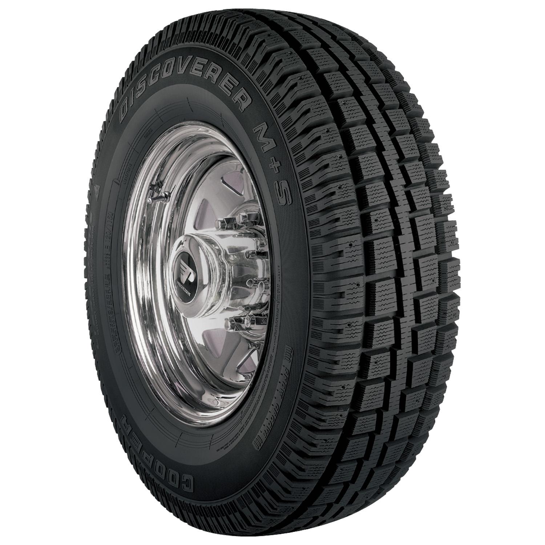 cooper discoverer m s 245 75r16 111s bw winter tire