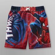 Marvel Spider-Man Infant & Toddler Boy's Board Shorts at Kmart.com
