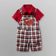 Disney Baby Cars Infant Boy's Overalls Shorts Set at Kmart.com