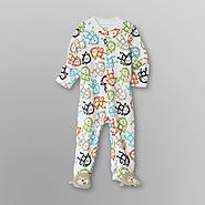 Small Wonders Infant Boy's Sleeper Pajamas - Monkeys at Kmart.com