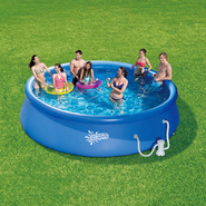 "Summer Escapes 14' X 36"" Quick Set® Ring Pool Set at Kmart.com"