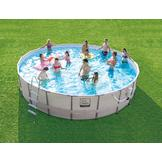Pro-Series 20 ft. x 48 in. Frame Pool Set at mygofer.com