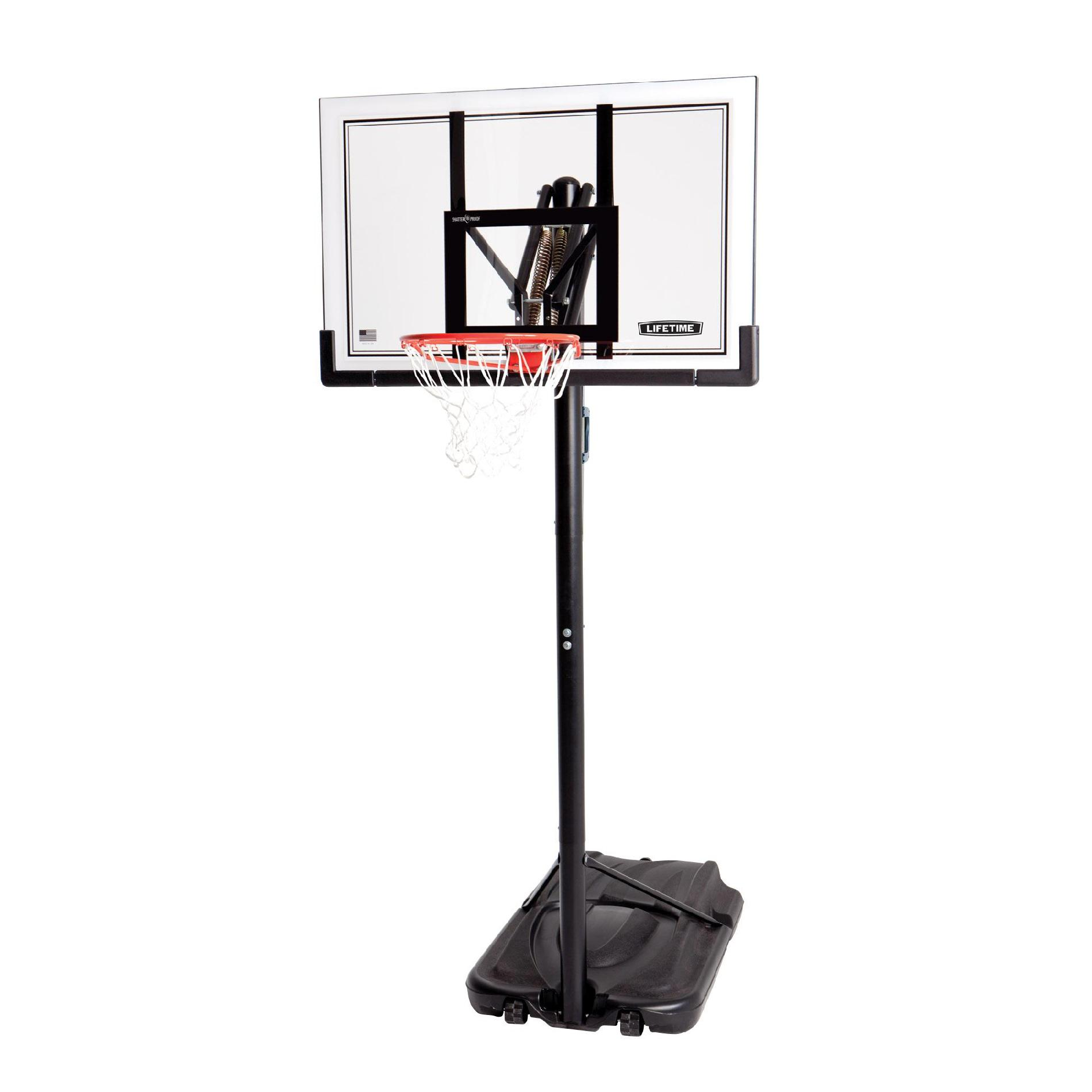 Lifetime  52In Portable Basketball System
