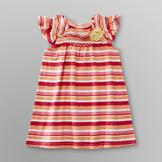 WonderKids Infant & Toddler Girl's Smocked Tunic Top - Striped at mygofer.com