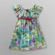 Holiday Editions Girl's Chiffon Dress - Floral at Kmart.com