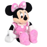 "Disney Minnie 14"" Bowtique Medium Plush - Pink at Sears.com"