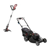 Craftsman 190cc Self-Propelled Lawn Mower with Cordle...