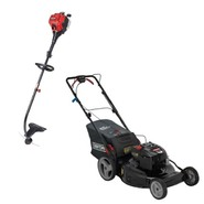 Craftsman 190cc Self-Propelled Lawn Mower with Gas Tr...