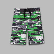 Joe Boxer Boy's Patterned Swimming Trunks at Kmart.com