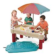 Step 2 Adjustable Sand & Water Table™ at Kmart.com