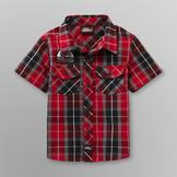 Genuine Dickies Infant & Toddler Boy's Shirt - Plaid at mygofer.com