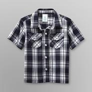 WonderKids Infant & Toddler Boy's Shirt - Plaid at Kmart.com