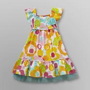 WonderKids Infant & Toddler Girl's Smocked Sundress - Floral at Kmart.com