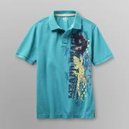 Route 66 Boy's Patch Polo Shirt at Kmart.com