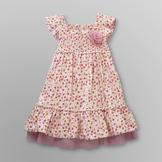 WonderKids Infant & Toddler Girl's Smocked Sundress - Strawberry at mygofer.com