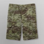 WonderKids Infant & Toddler Boy's Cargo Shorts - Camouflage at Kmart.com