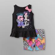 Piper Baby Infant Girl's Tank Top & Shorts - Daddy's Girl at Kmart.com