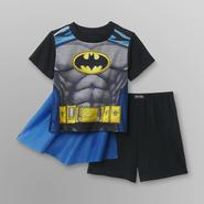 DC Comics Batman Toddler Boy's Pajamas & Cape at Kmart.com