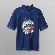 Joe Boxer Boy's Rash Guard - Skull at Kmart.com