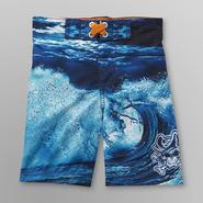 Joe Boxer Toddler Boy's Board Shorts - Pirate at Kmart.com