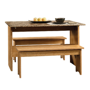Sauder Trestle Table Highland Oak at Kmart.com