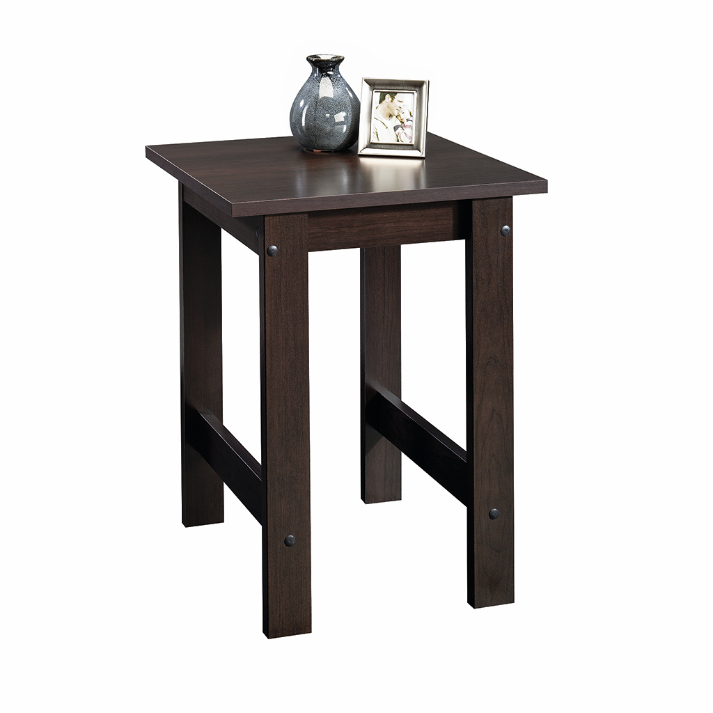 Sauder  Beginnings Side Table - Cinnamon