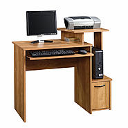 Sauder Highland Oak Computer Desk at Kmart.com