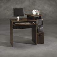 Sauder Beginnings Cinnamon Cherry Computer Desk at Kmart.com